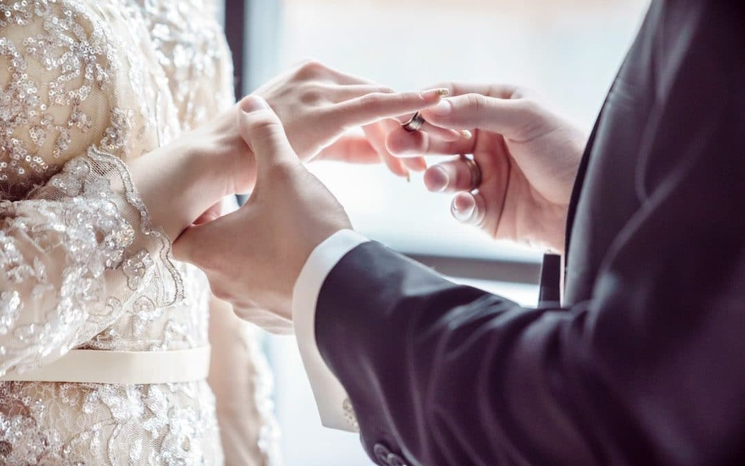 Finding the Perfect Wedding Rings