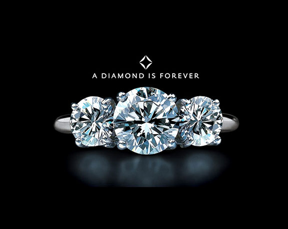 Diamonds are Forever: the Story Behind the Slogan