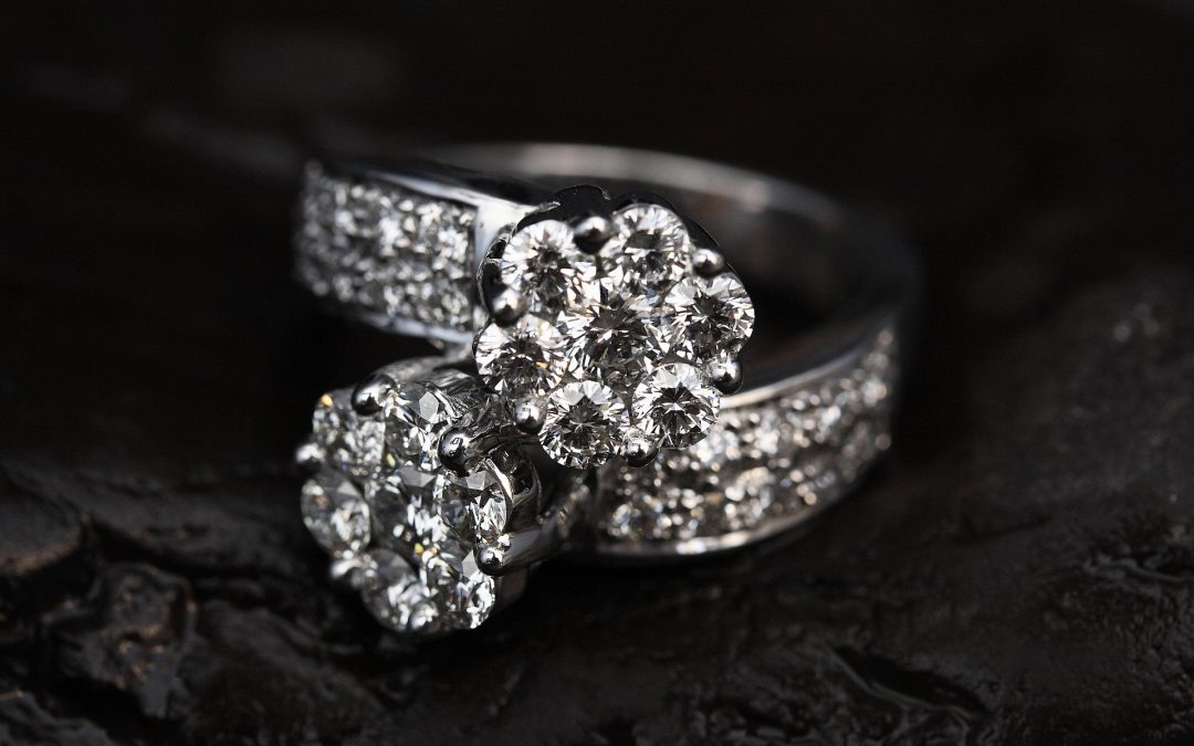 Cubic Zirconia Engagement Rings
