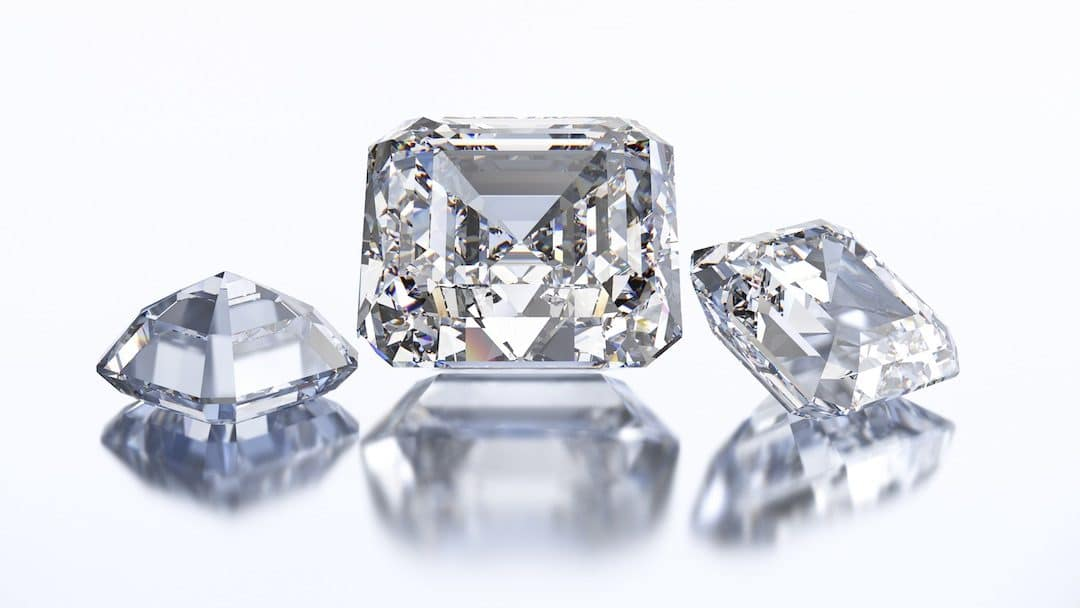 The Asscher Cut Diamond, Elegant & Sophisticated
