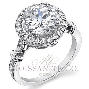 diamond, it is an increasingly attractive choice for an engagement