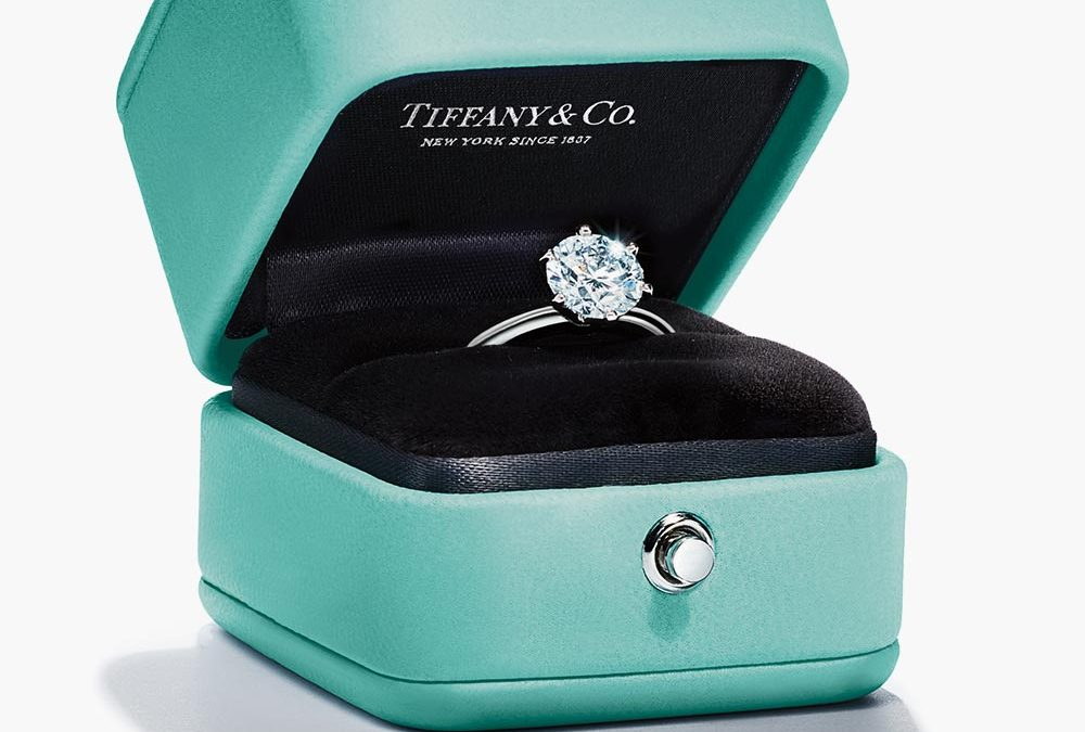 Tiffany Diamond Solitaire Rings