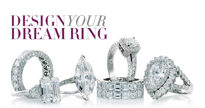 Can You Build Your Own Engagement Ring?