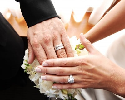 How To Wear Wedding Rings.From Death Til Us Part How To Wear Wedding Bands