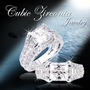 surprizing info about cz engagement rings - Cubic Zirconia Wedding Rings That Look Real