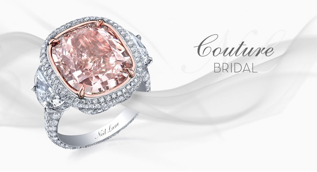 The Name Neil Lane Is Synonymous With Fine Crafted Vintage Engagement Rings  That Hollywood Stars Are So Enamored With. With Exquisite Detail And Style,  ...