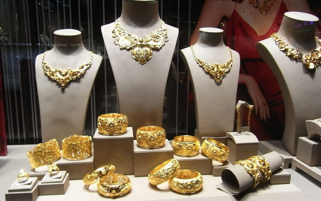 A Man Walks into a Jewelry Store …