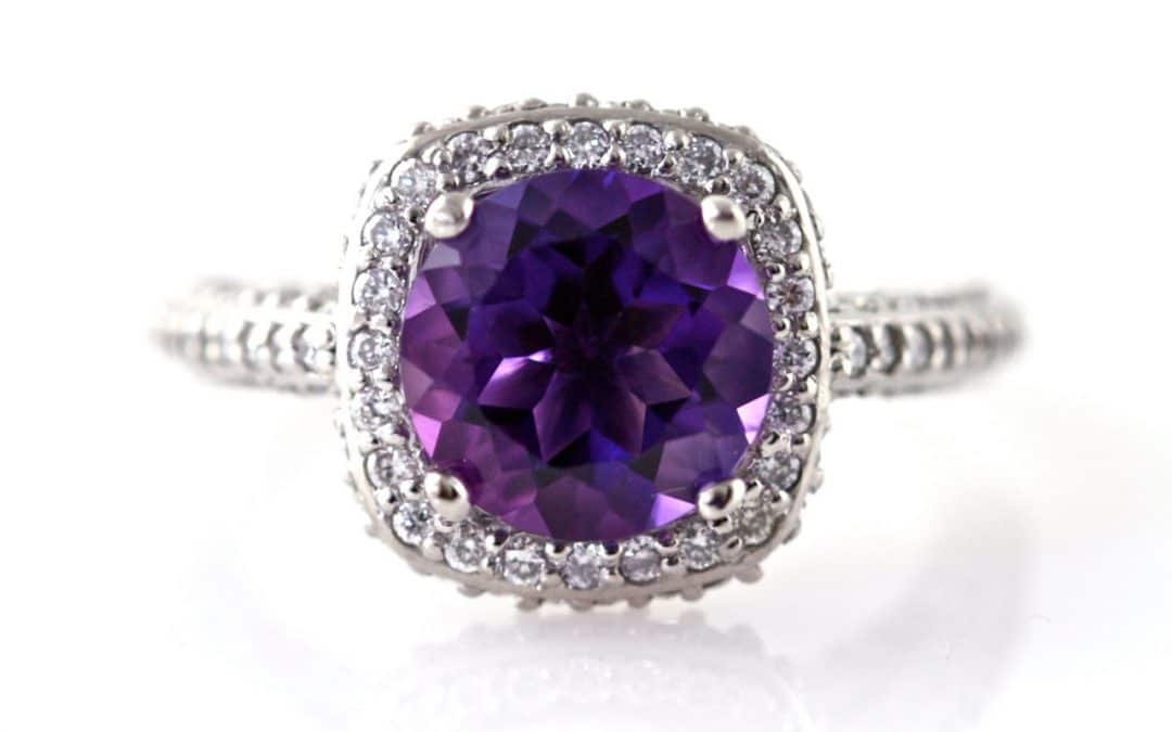 Gorgeous Amethyst Engagement Rings: Why You Should Consider Them!