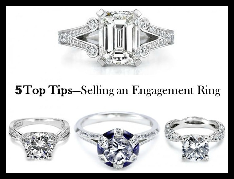 Sellling an Engagement Ring