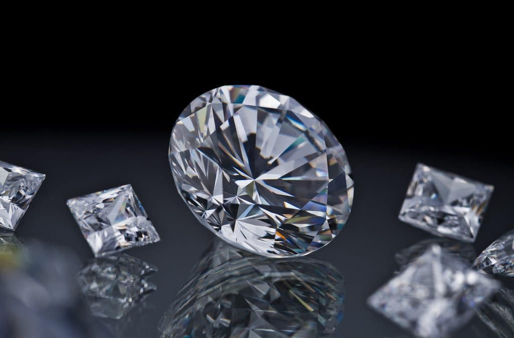 Total Diamond Carat Weight Simplified