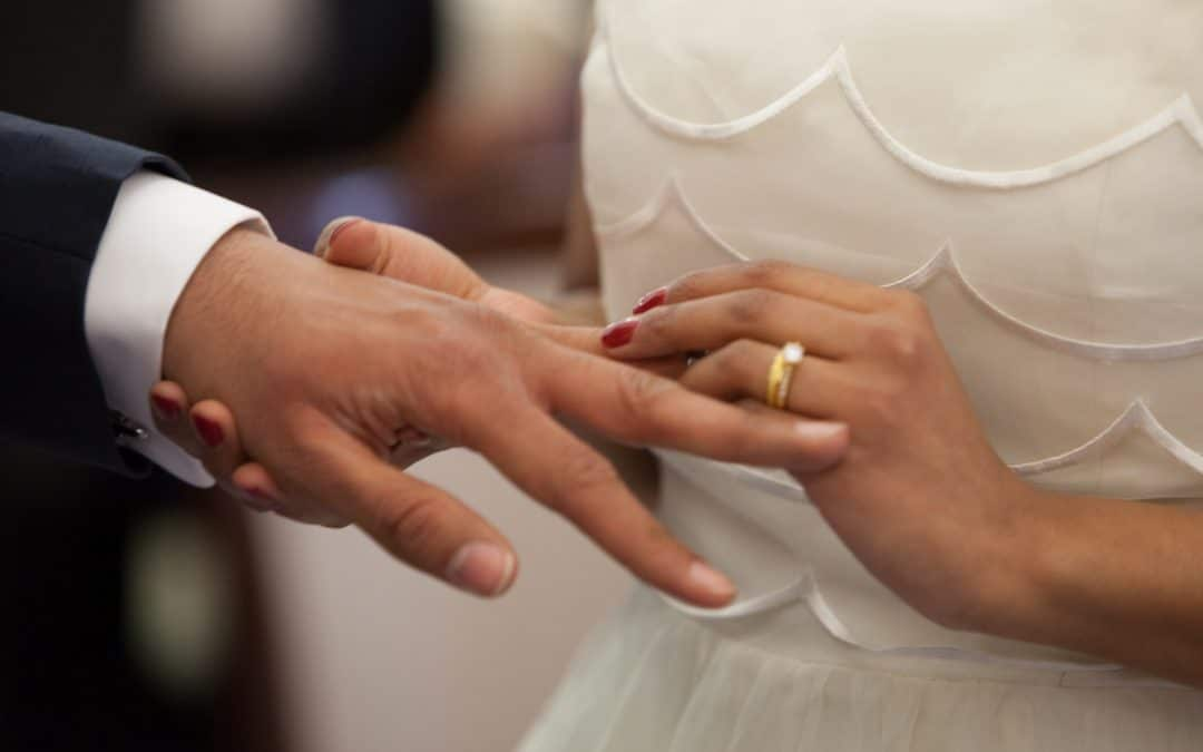 Wedding Vows 101: The Exchange of Rings