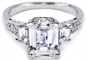 emerald cut engagement rings 1