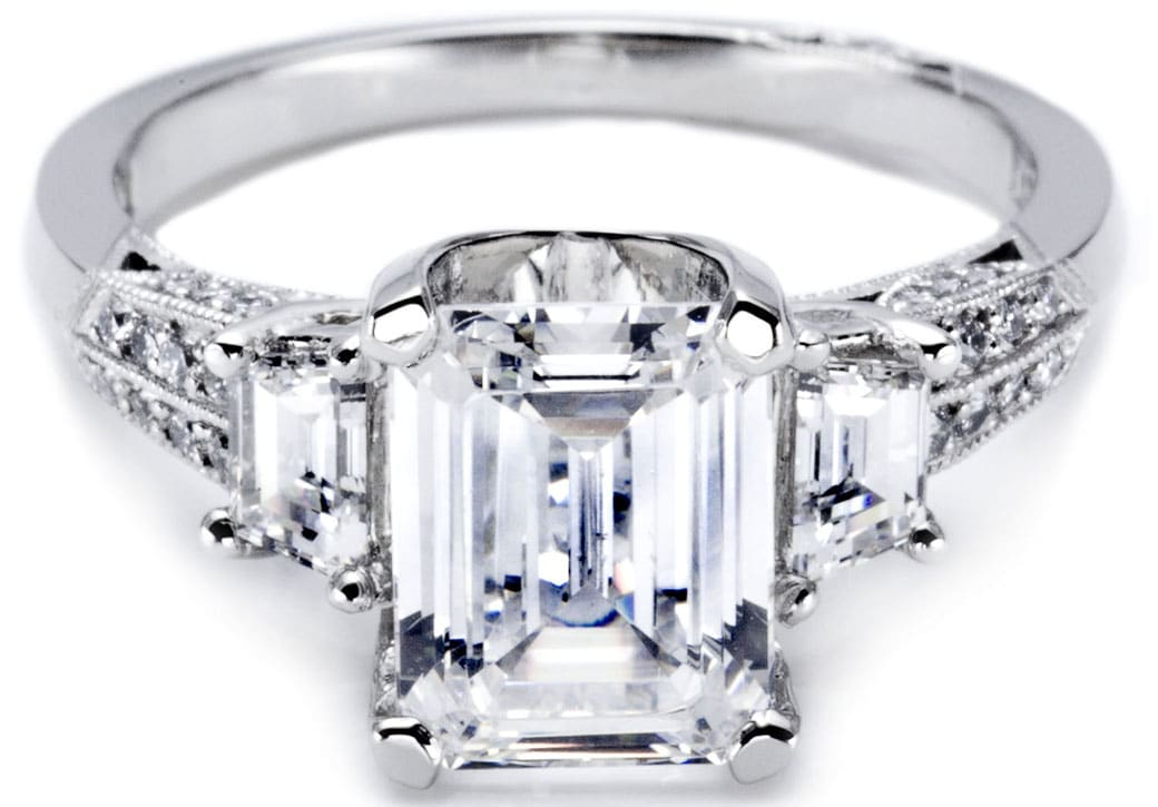 Everything You Need to Know About Emerald Cut Engagement Rings