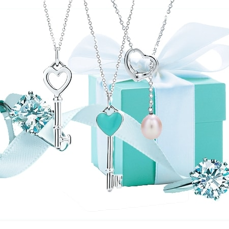 Purchasing Tiffany & Co. Jewelery