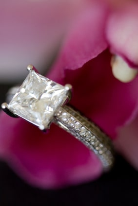 Why Are Princess Cut Engagement Rings More Affordable?