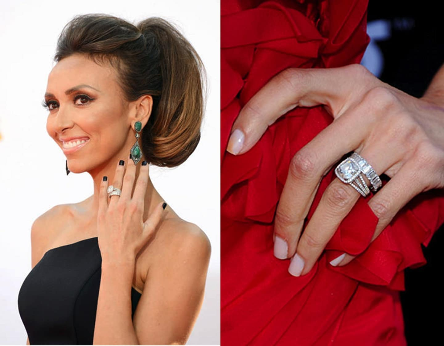 bands promise and celeb gorgeous ring celebrity engagement rings diamond best wedding