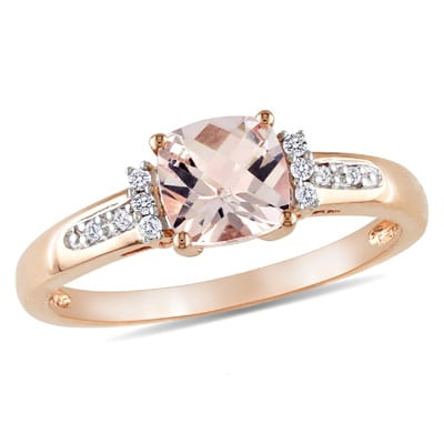 Morganite Engagement Rings What You Need to Know