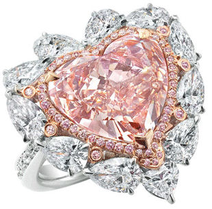 Perfect Pink Diamonds