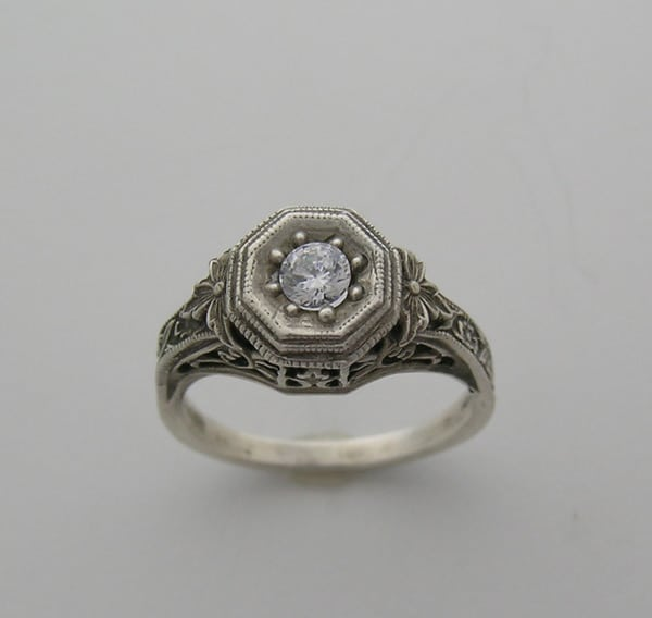 antique ring style guide