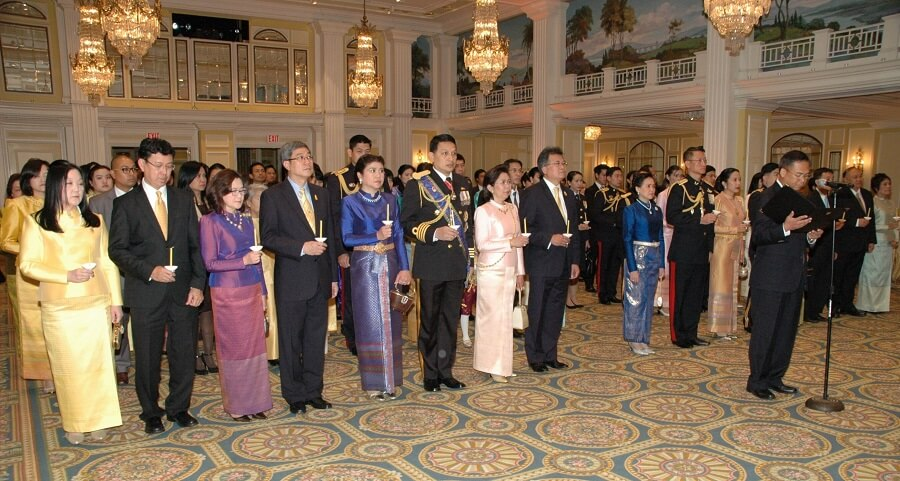 87th Anniversary of the King of Thailand