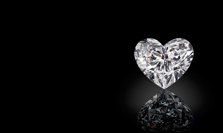 The Story Behind the Heart Shaped Diamond