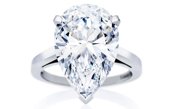 Pear Cut Diamond – A Forever Elegant Diamond Shape