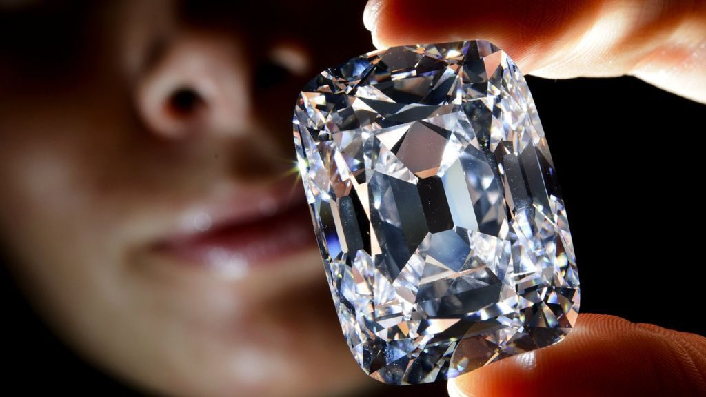 Archduke Joseph, one of the most famous diamonds in the world