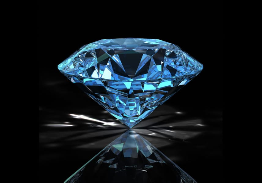 Blue Moon of Josephine 29.6 carats blue diamond