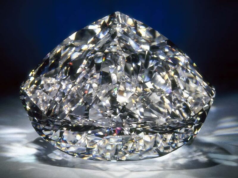 273.85 carats Centenary diamond
