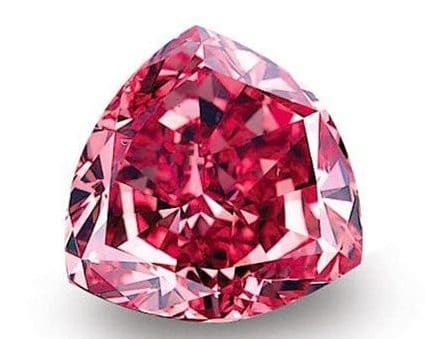 Moussaieff Red Diamond