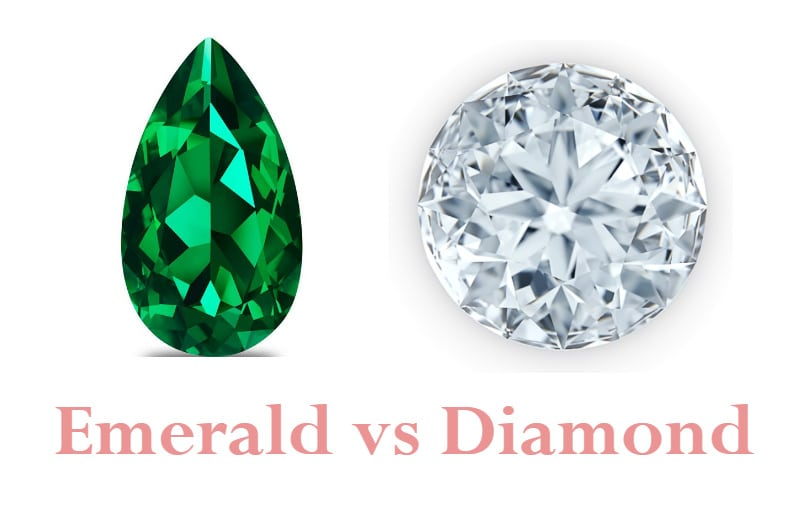 Emerald vs Diamond: Is One More Precious Than the Other?