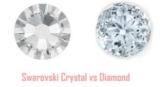 Swarovski Crystal vs Diamond