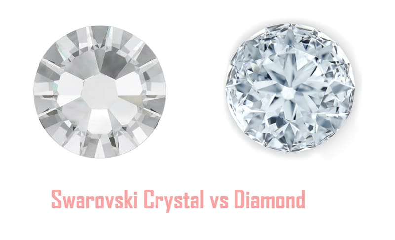 Swarovski Crystal vs Diamond: Can Swarovskis Fool the Eye?