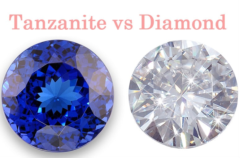 Tanzanite vs Diamond: Is Tanzanite just as Precious?