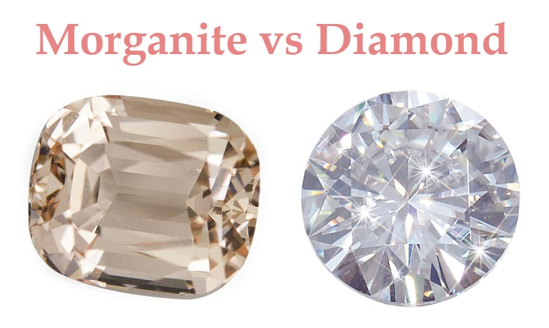Morganite vs Diamond: Is Morganite a Good Investment?