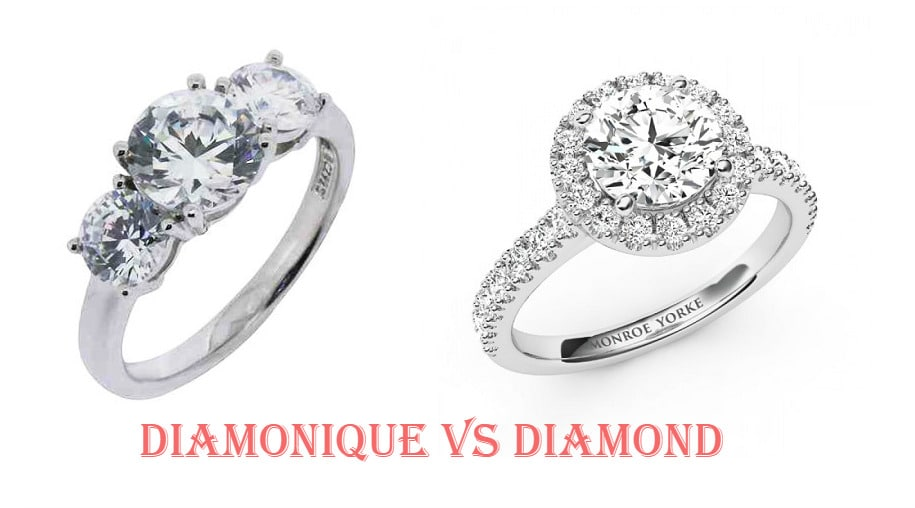 Diamonique vs Diamond – Is Diamonique a Valuable Substitute?