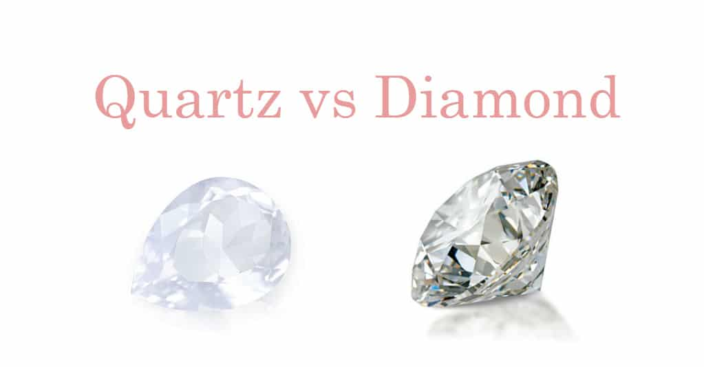 Quartz vs Diamond: Similarities, Differences, and Properties