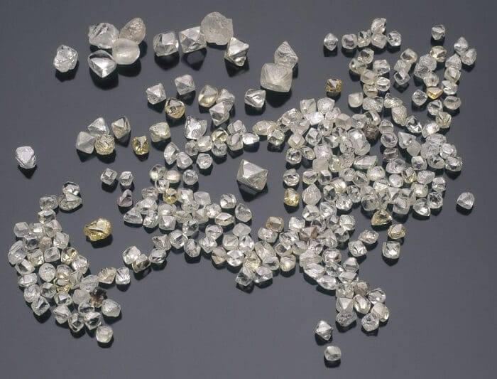 Namibia diamonds