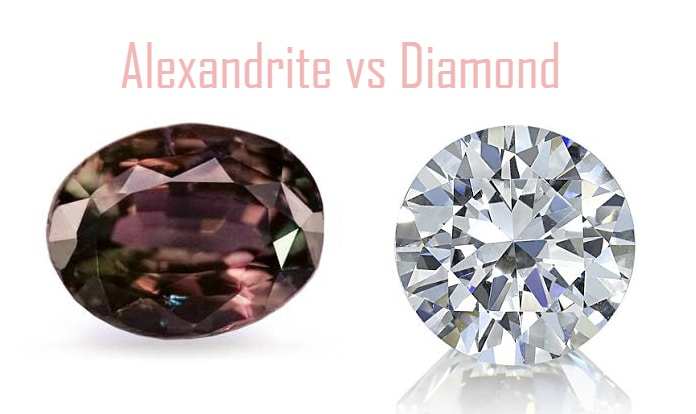 Alexandrite vs Diamond – Is Alexandrite Worth More?