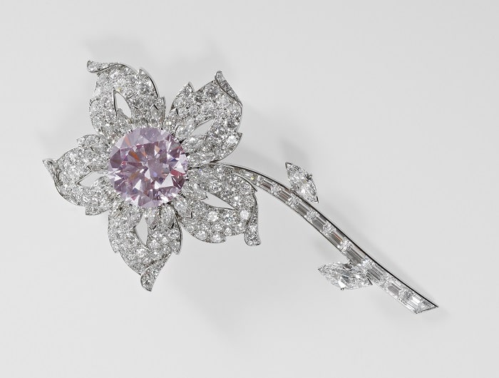 Queen Elizabeth II's Williamson Diamond Brooch