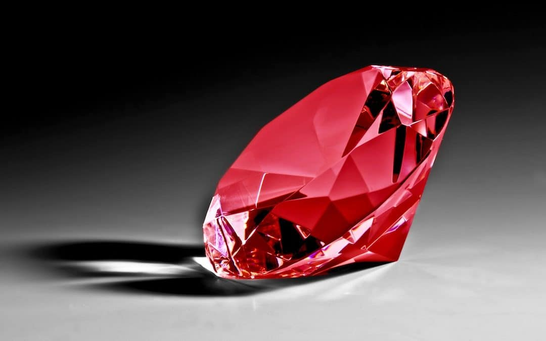 Red Diamond: The Rarest of All Colored Diamonds