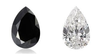 black diamond vs white diamond