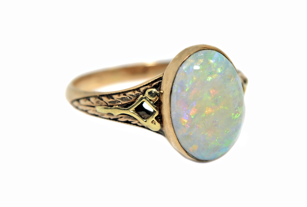 Opal Engagement Ring: Top 10 Designs To Consider