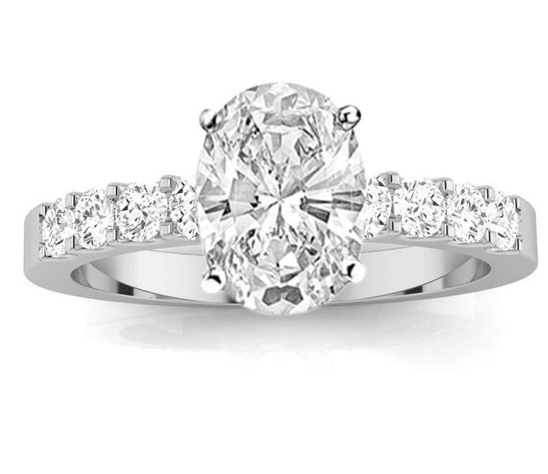 10 Popular Oval Diamond Ring Designs: Price, Features, And Pros & Cons