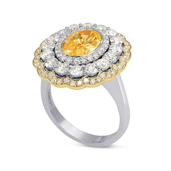 10 Unique Yellow Diamond Ring Designs: Features, Price, And Warranty