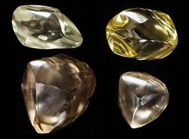 Types of diamond