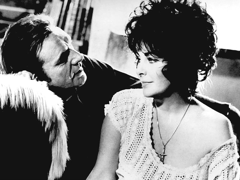 elizabeth taylor and richard rurton