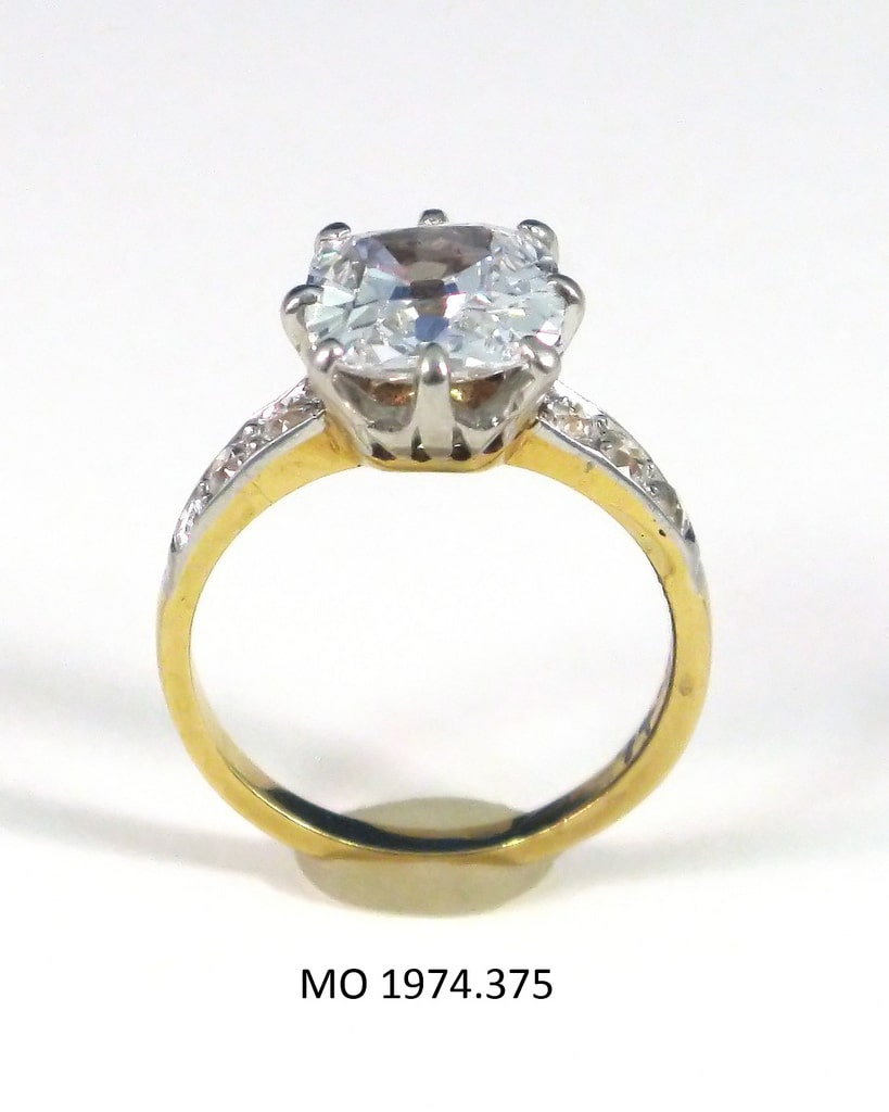 first lady eleanor roosevelts engagement ring