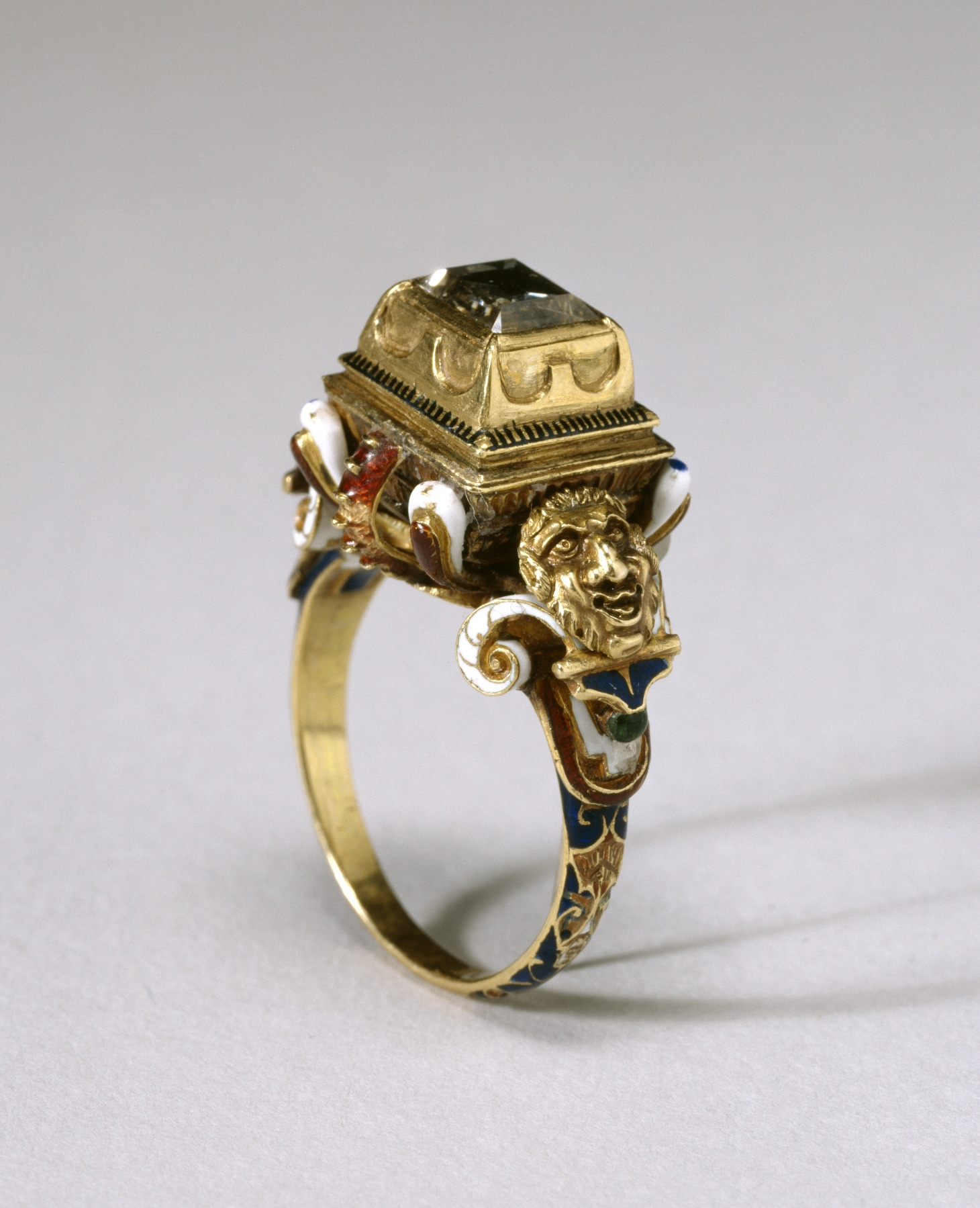 16th century diamond ring